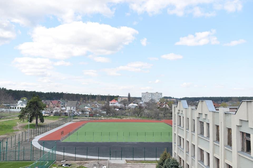 У Черкасах збудують новий стадіон за 7,5 млн грн