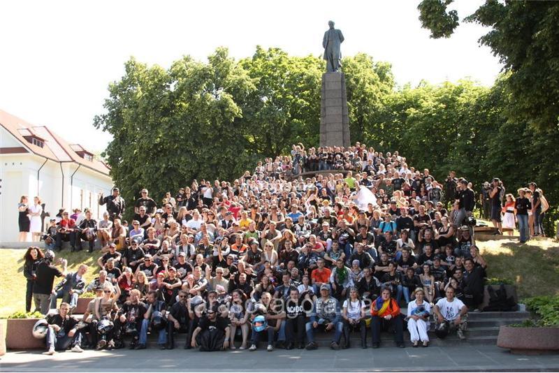 Цьогоріч мотофестиваль «Тарасова гора» святкуватиме 19-річчя
