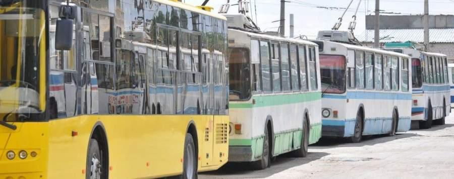 У поминальні дні в Черкасах курсуватиме додатковий транспорт