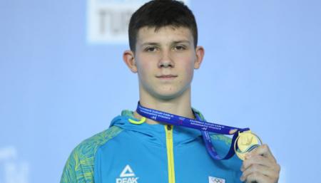 Ілля Ковтун визнали найкращого спортсмена квітня на Черкащині