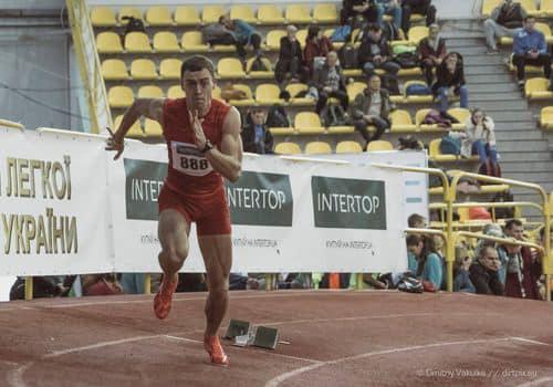 Черкаські спортсмени здобули нагороди на чемпіонаті з легкої атлетики