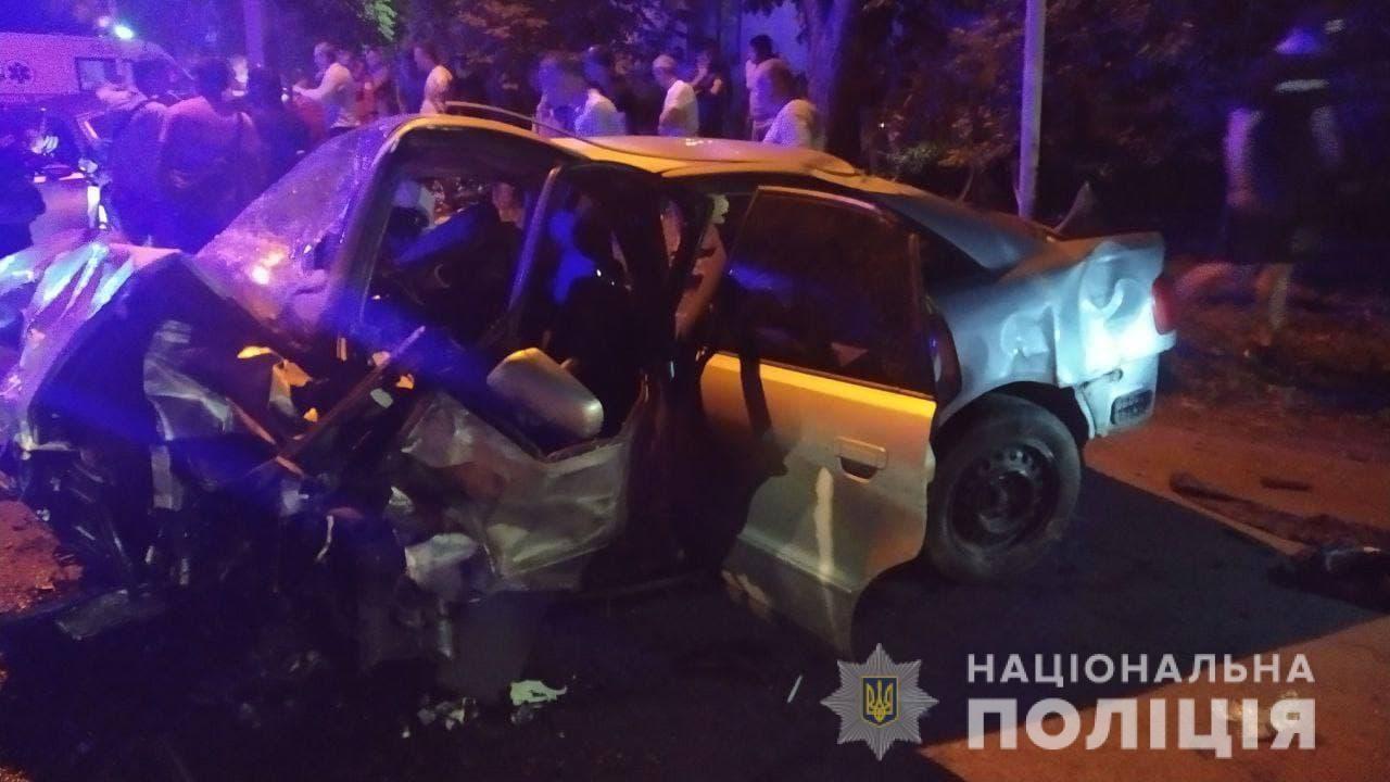 У ДТП у Черкасах загинули троє черкащан