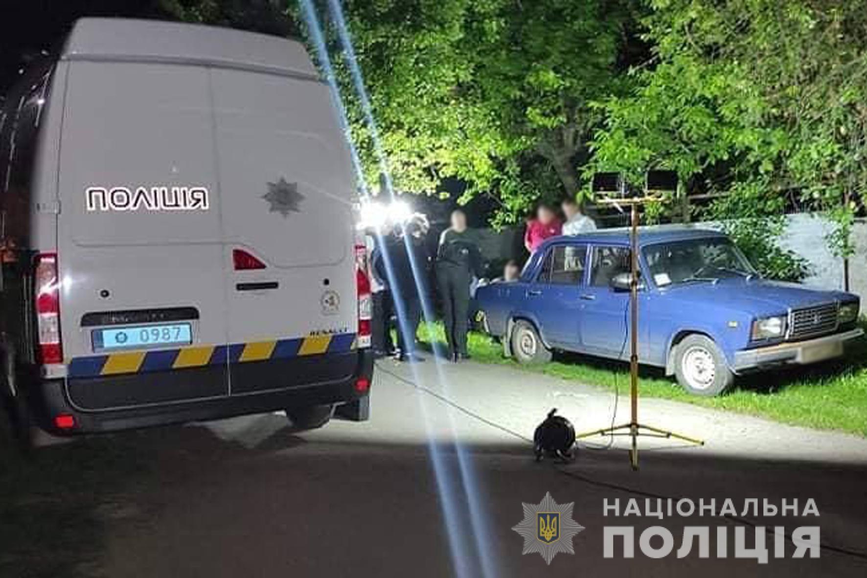 У Тальному знайшли тіло чоловіка в багажнику автомобіля