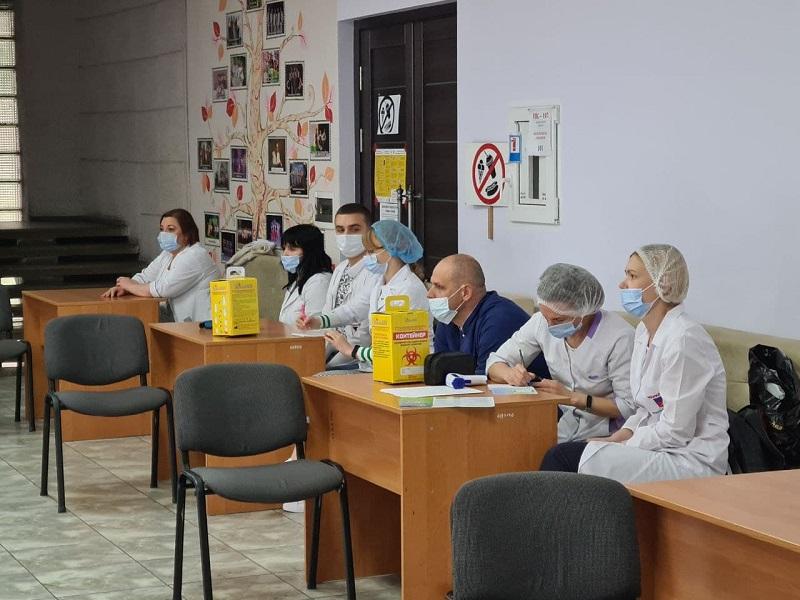 Із наступного тижня в Черкасах запрацює Центр вакцинації від Covid-19