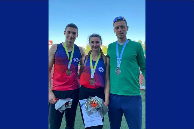 Черкаські спортсмени здобули нагороди на чемпіонаті України