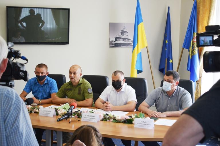 Черкаські військові розповіли про важливість ухвалення законопроекту №5557