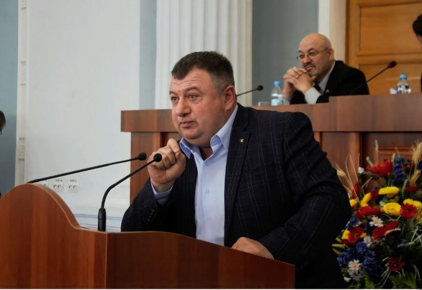 Радуцький: «Скляров діє шляхом прихованого рейдерства»