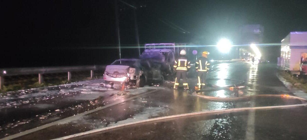 Унаслідок ДТП на черкаській дамбі постраждало четверо осіб