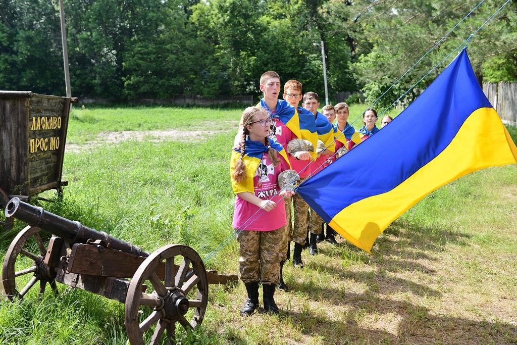 В області визначили переможців обласного етапу Всеукраїнської військово-патріотичної гри «Сокіл»