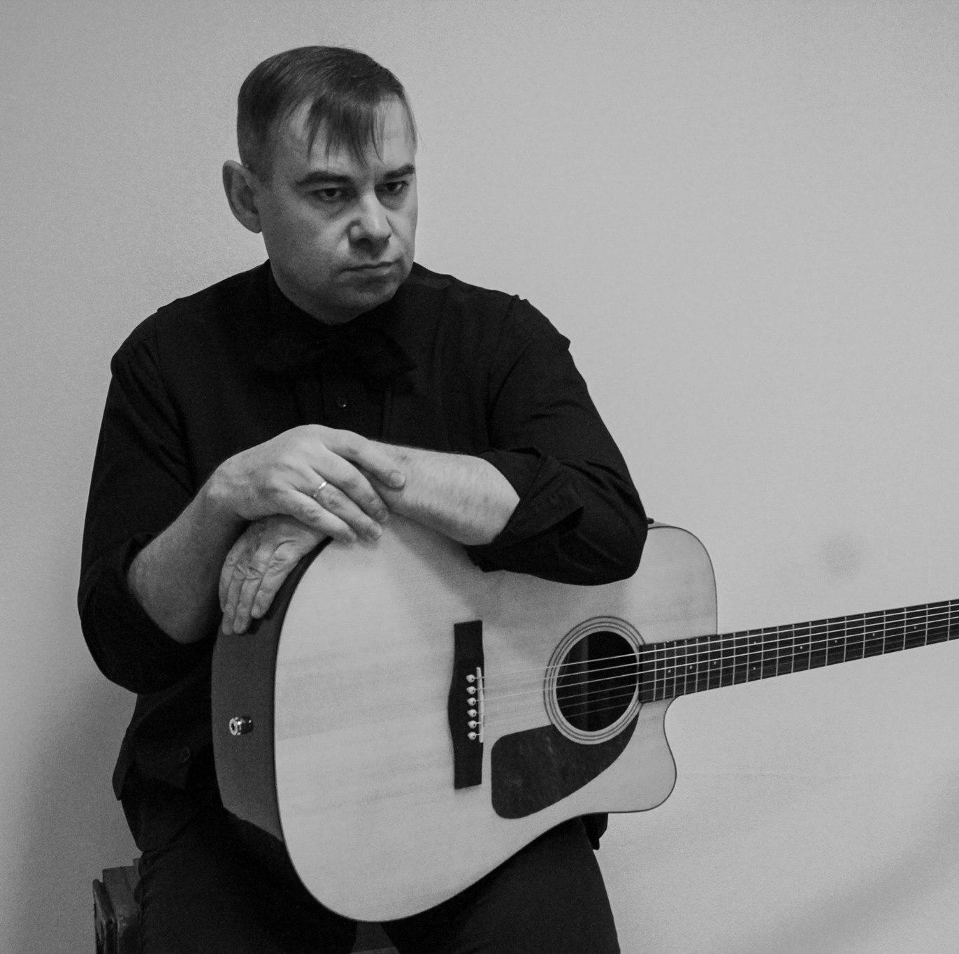 Сергій Бобров презентуватиме в Черкасах першу сольну програму
