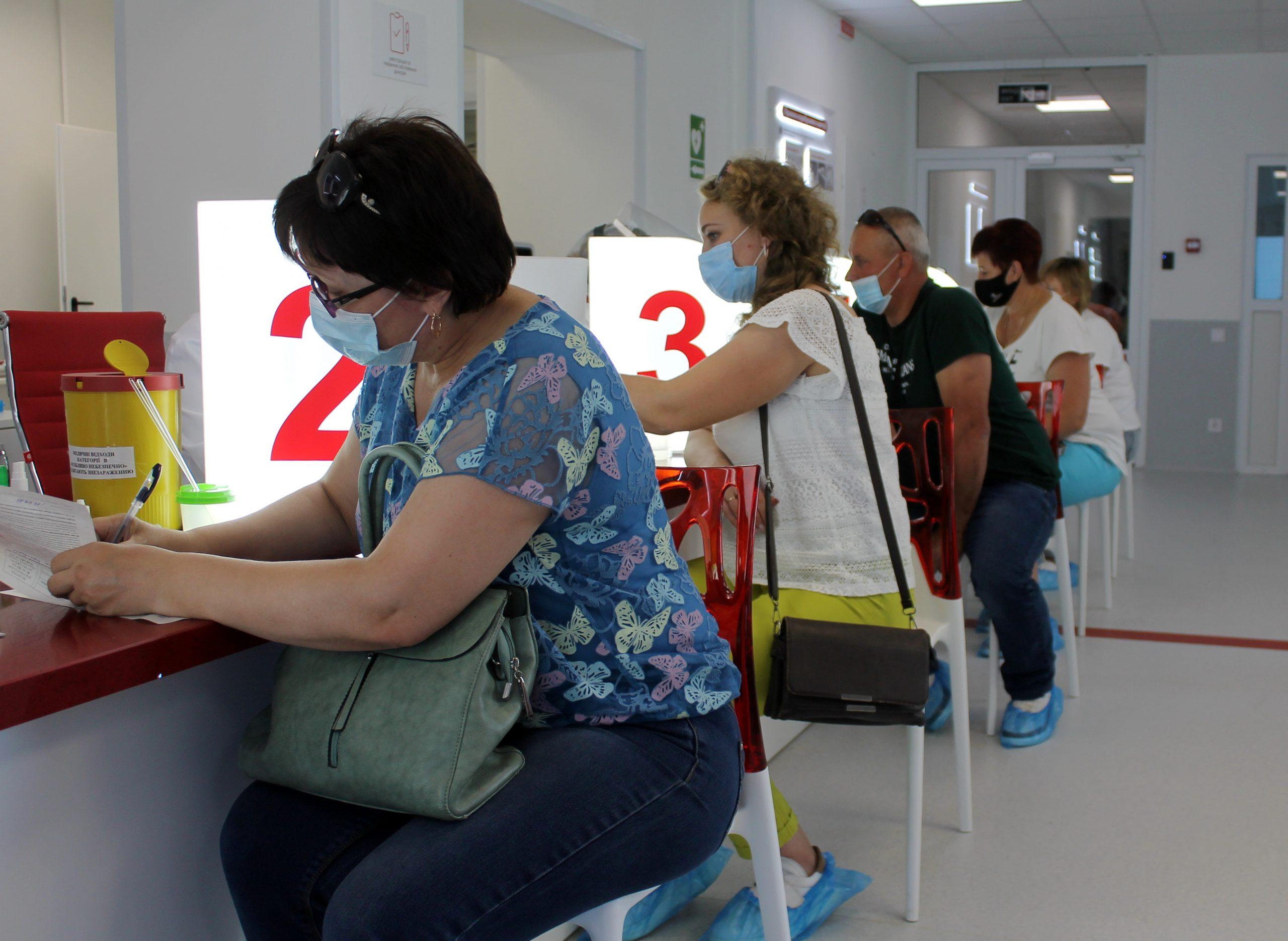 Жителі Драбівської ТГ стали донорами у «Biopharma Plasma Cherkasy»