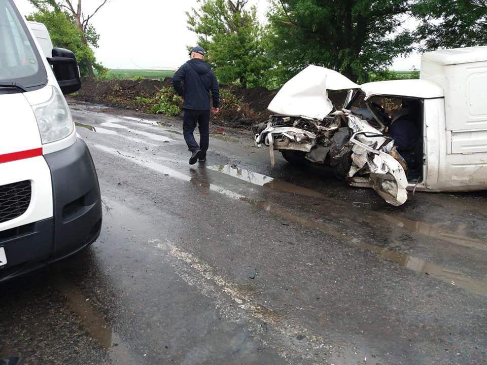 На Черкащині унаслідок ДТП загинув чоловік