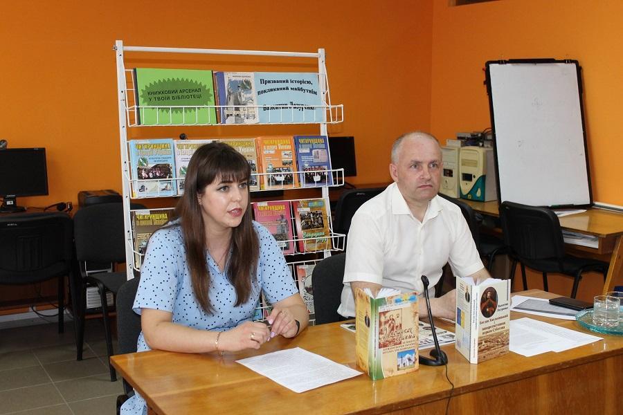 Валентин Лазуренко презентував книги у межах «Книжкового Арсеналу»