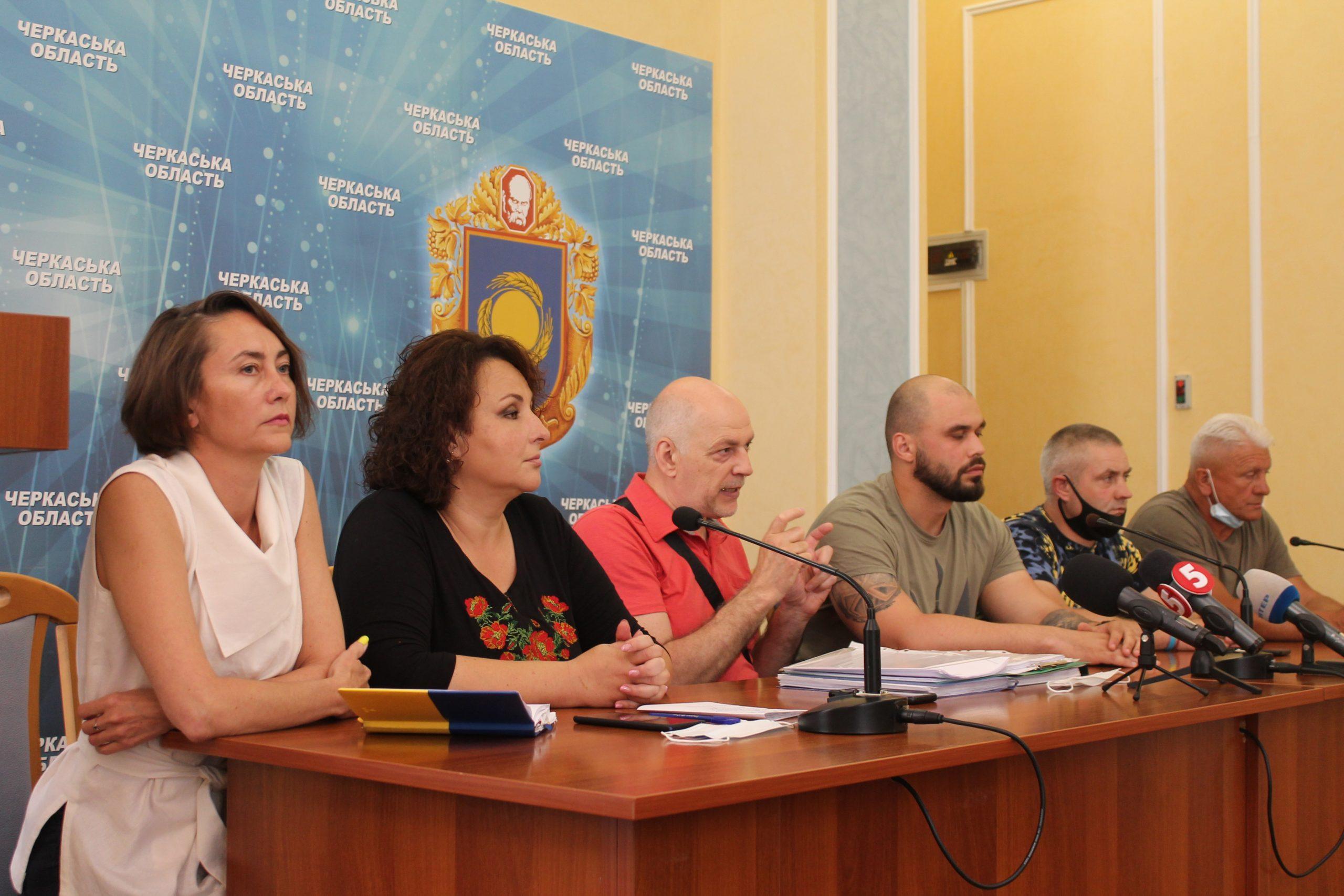 Виставили на аукціон: АТОвці Черкащини відстоюють право на земельні ділянки