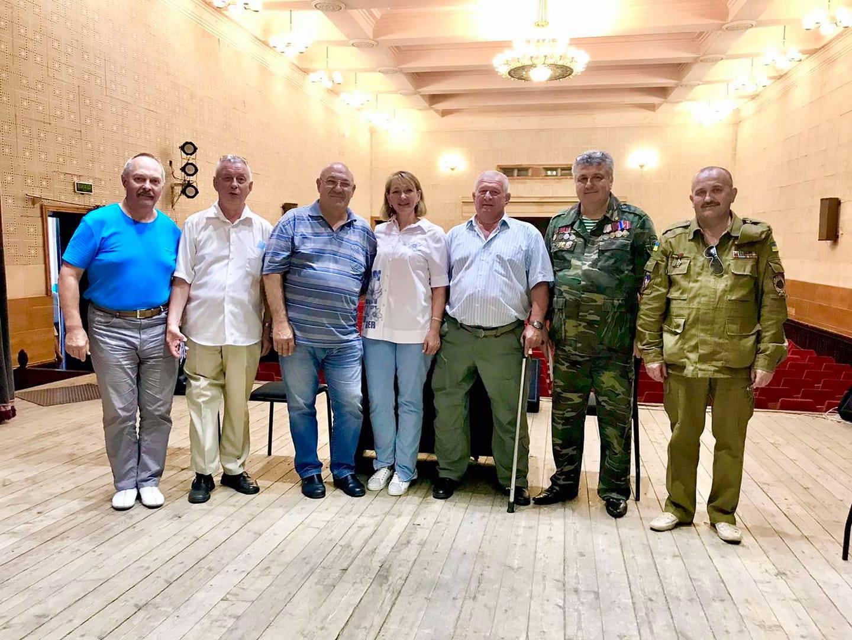 На Черкащині обрали голову обласної організації Спілки ветеранів Афганістану