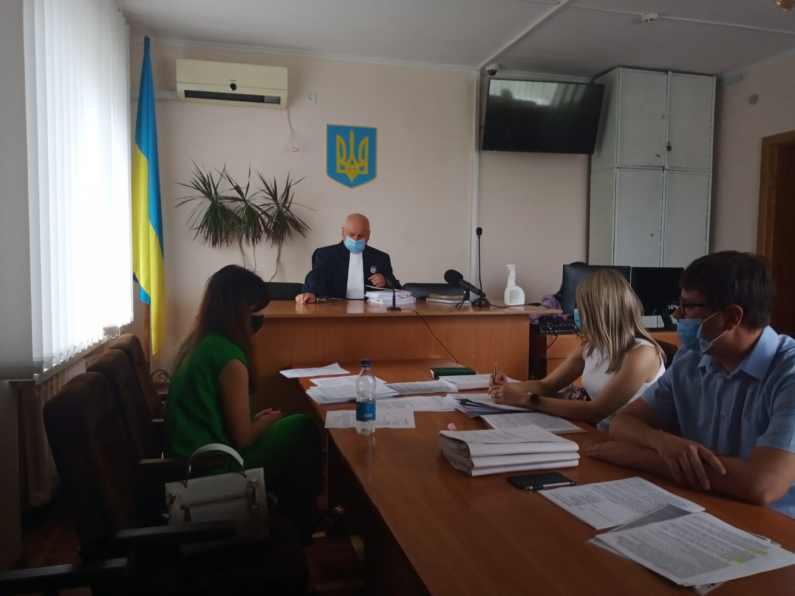 Суд схвалив доцільність перевірки очисних споруд «Азоту»