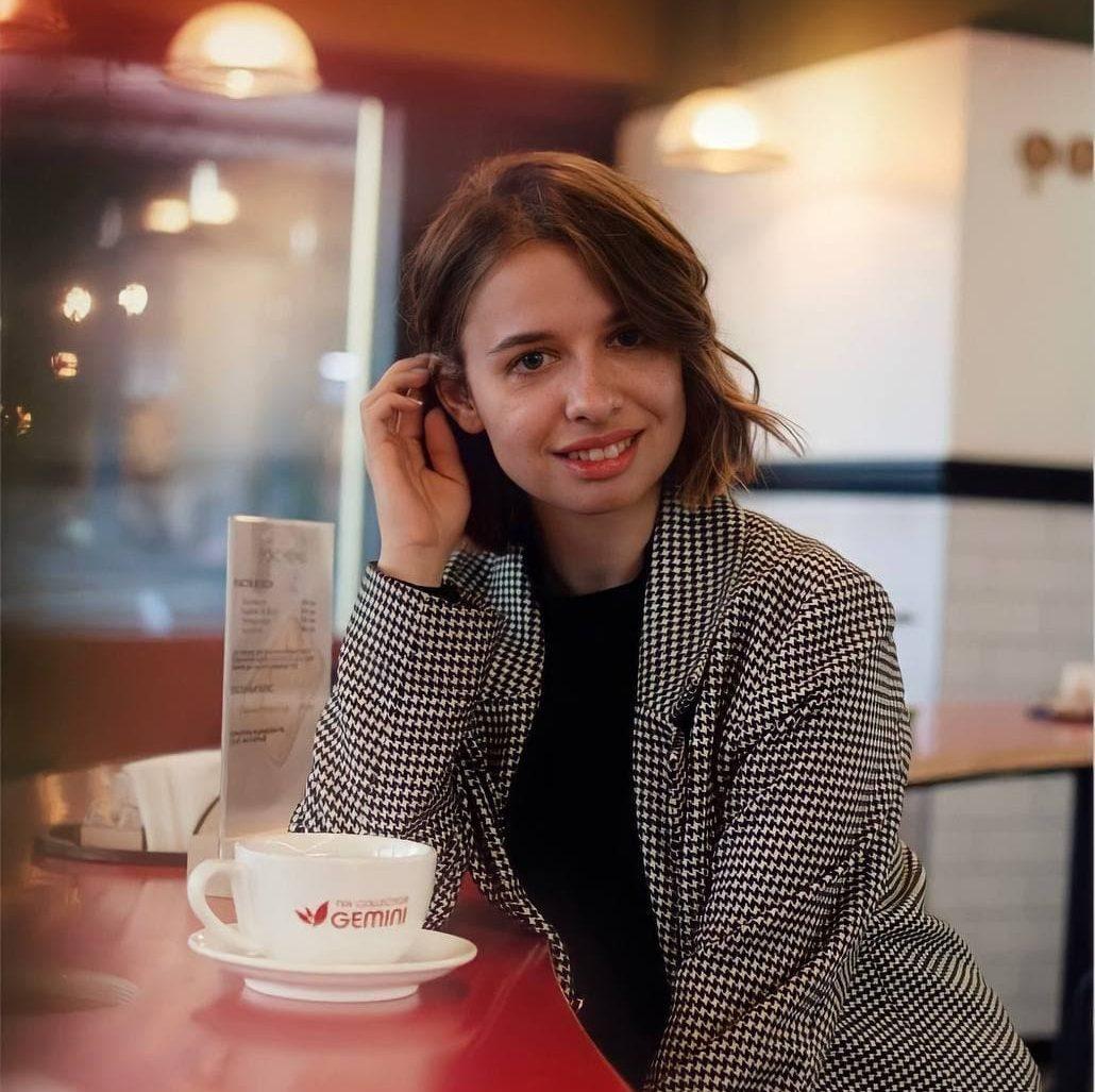 Аліна Копійко: «Важливо розуміти цінність і сенс роботи, ніж її матеріальний бік»