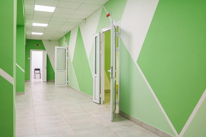 Нове відділення екстреної медичної допомоги незабаром презентують у черкаській лікарні