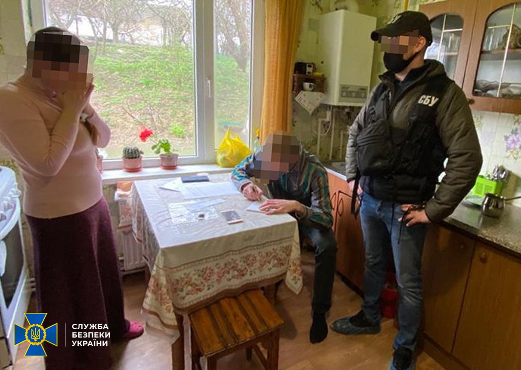 Кіберфахівці СБУ викрили проросійську агітаторку на Черкащині