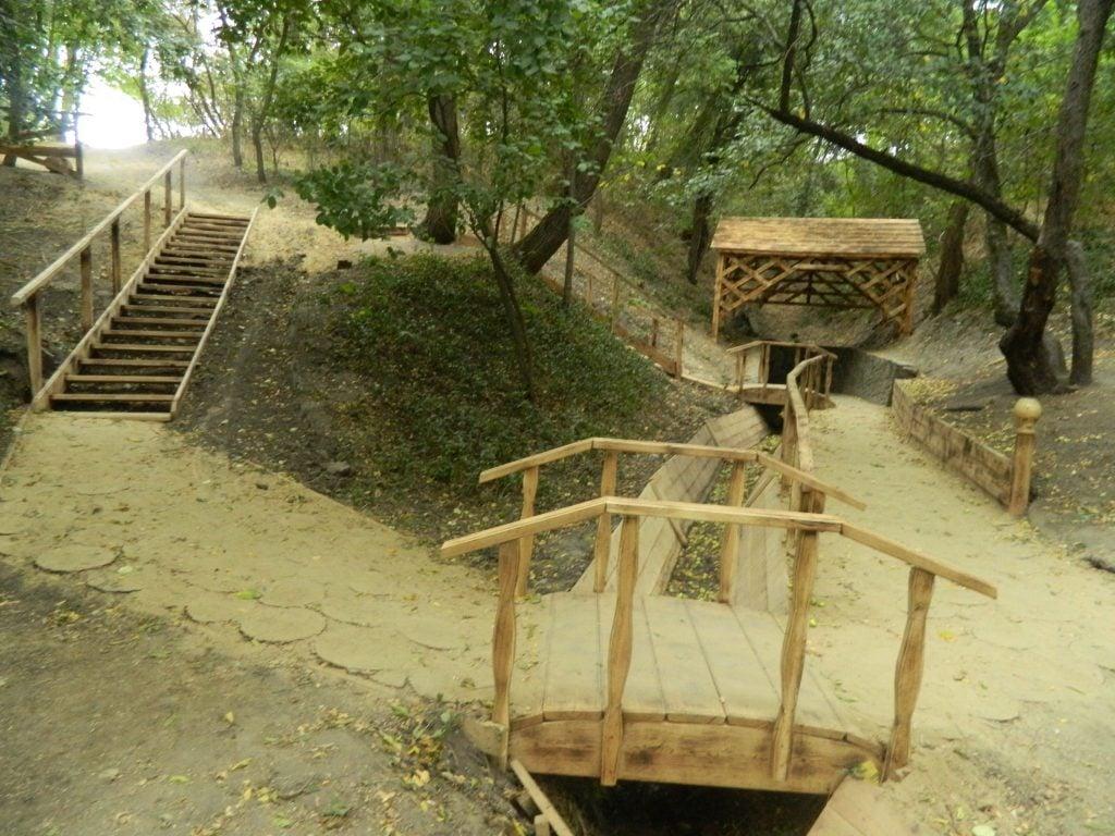 На Звенигородщині облаштували лісове джерело