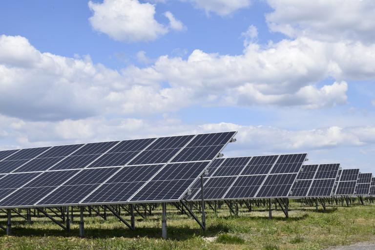 Сонячну електростанцію відкрили у Кам'янці