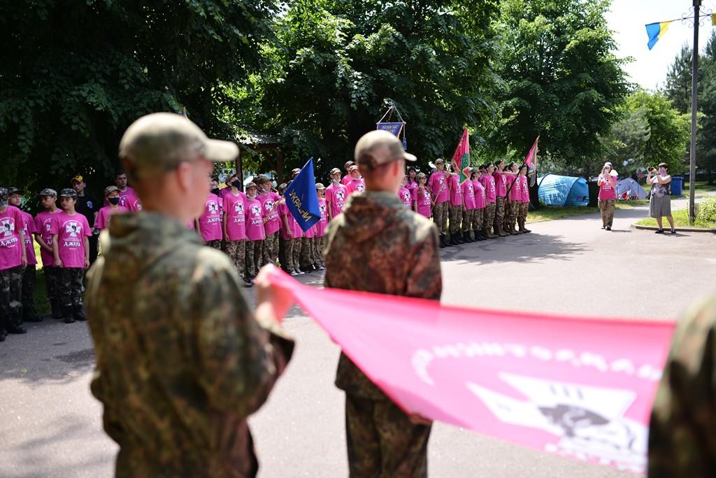 Розпочався обласний етап Всеукраїнської патріотичної гри «Сокіл»