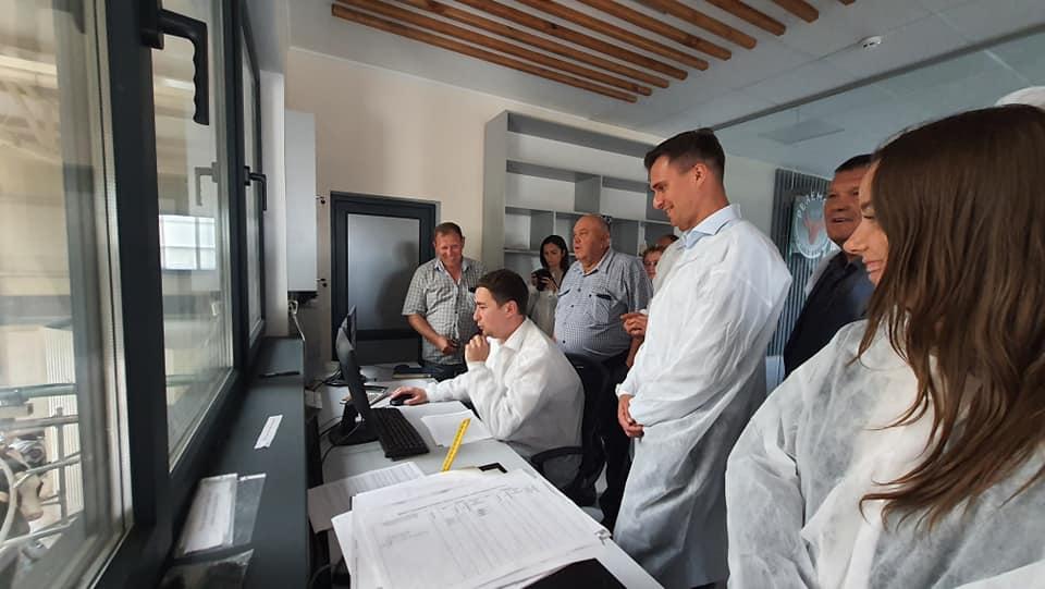 Олександр Скічко відвідав низку агропідприємств Черкащини