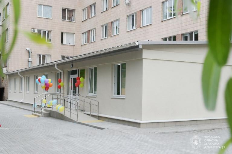 У Третій міській лікарні Черкас відкрили «екстрене» відділення