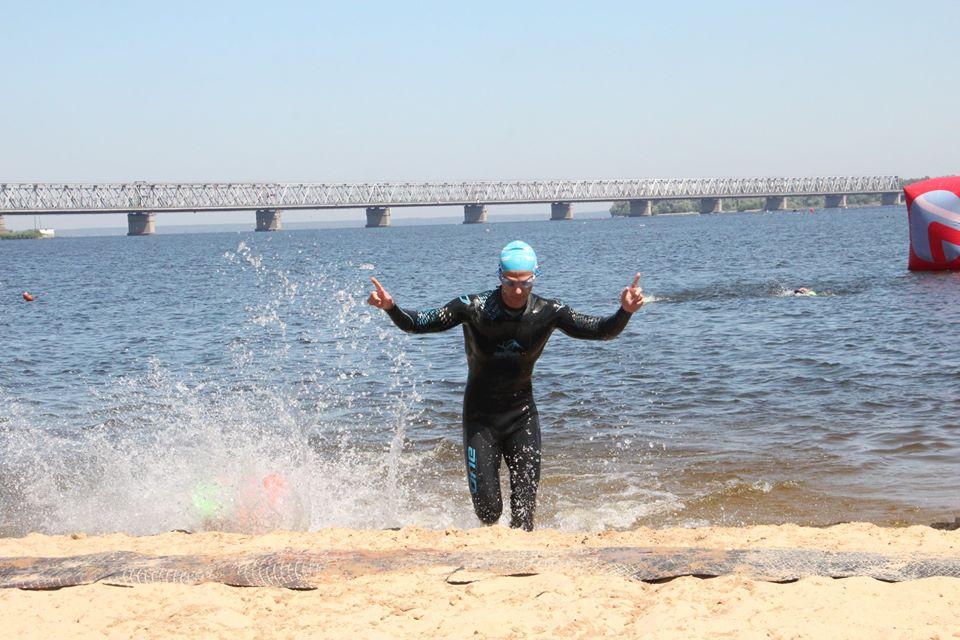 Цьогоріч відбудеться 13 Міжнародний заплив через Дніпро
