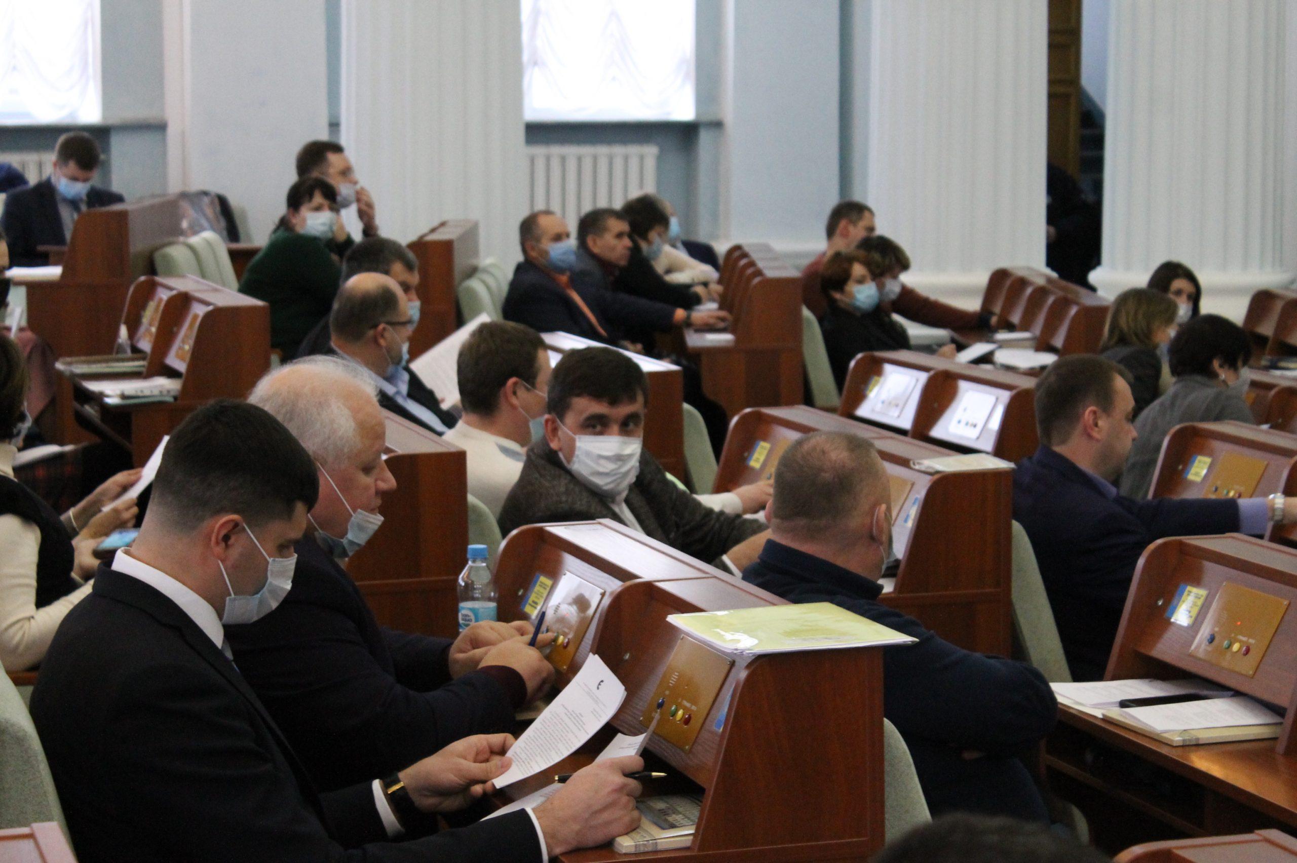 В області реалізують комплекс розвитку і функціювання української мови