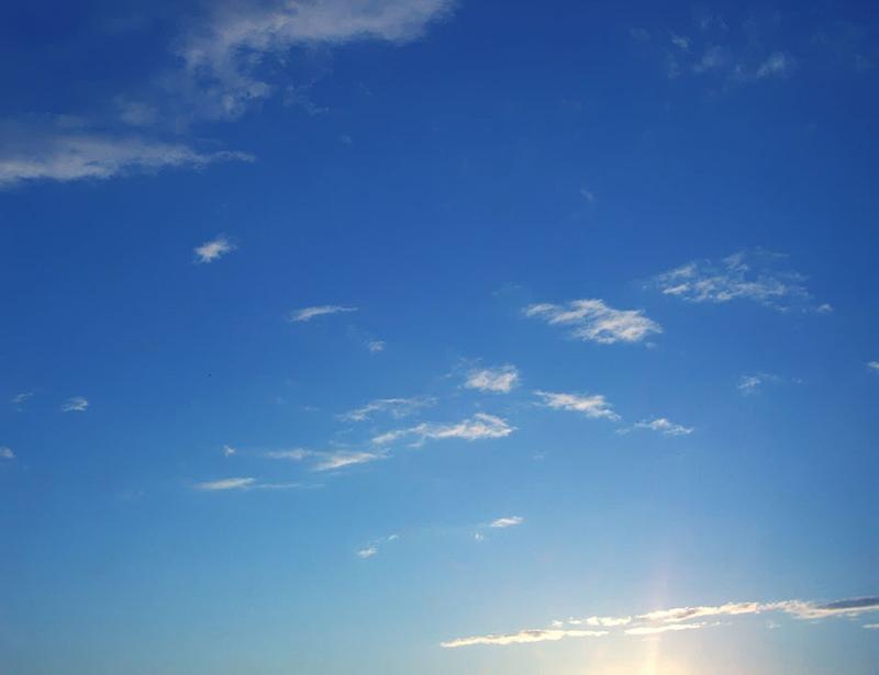 Сьогодні на Черкащині буде спекотно й без опадів