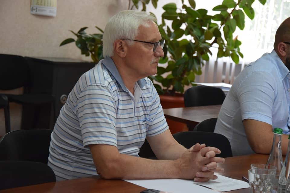 Борис Євмина представлятиме інтереси райрад області в Українській асоціації районних і обласних рад