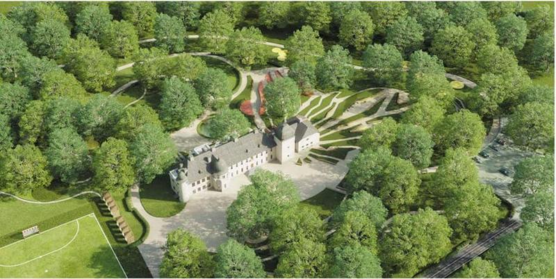 На Черкащині планують відновити палац Шувалових