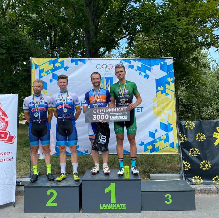 Черкаські спортсмени – із нагородами чемпіонату України