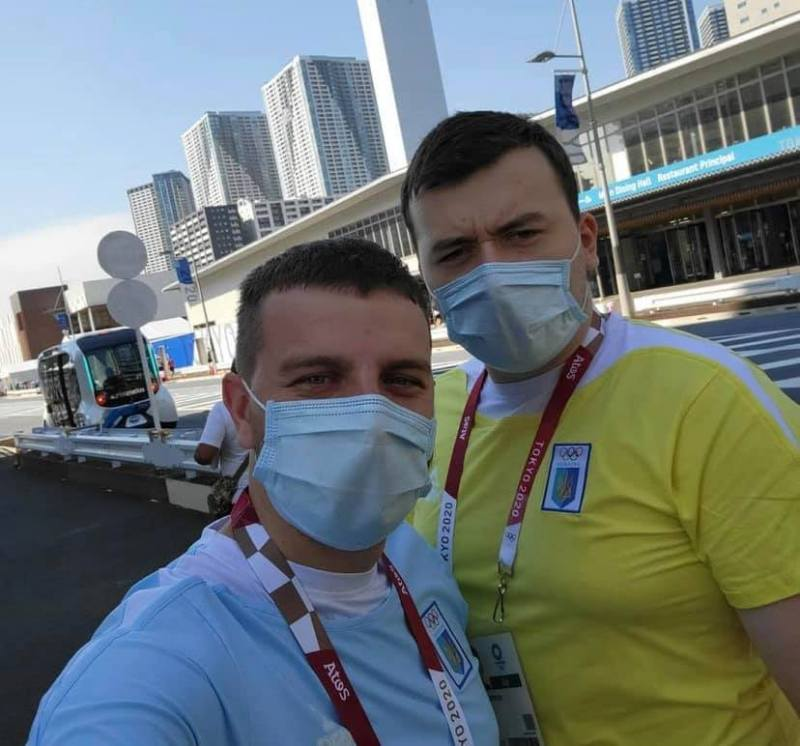Черкаські спортсмени вже прибули на Олімпіаду в Токіо