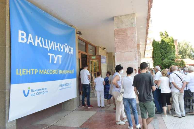 Ще два центри вакцинації населення відкрили в Черкасах