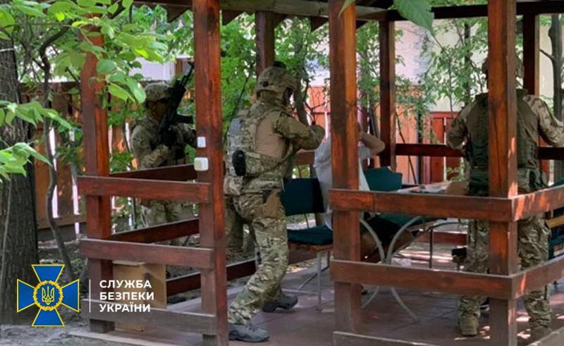 Викрили жителя Черкаської області, який був агентом російської розвідки