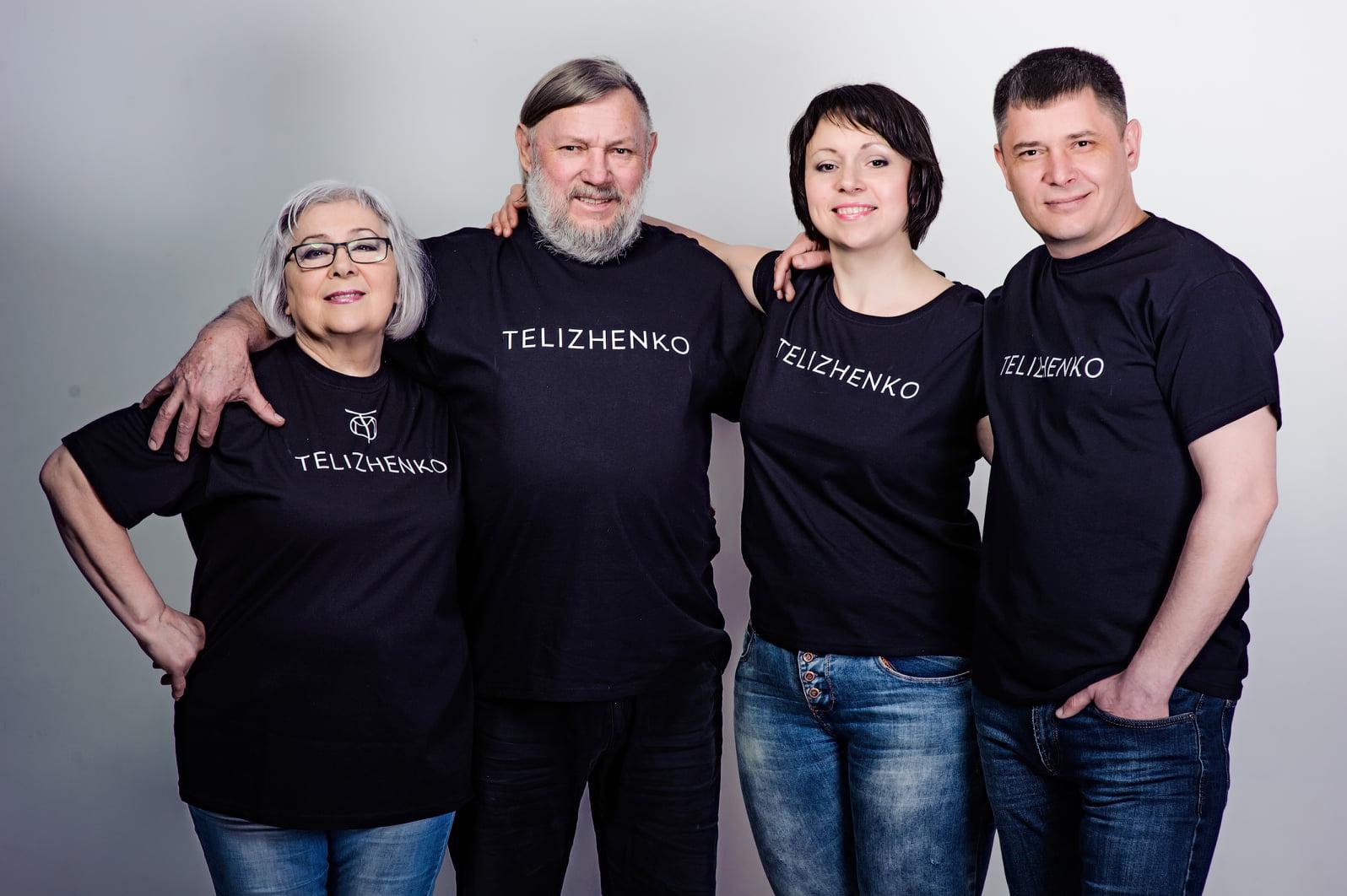 «TELIZHENKO fashion house» представить свою виставку в Києві