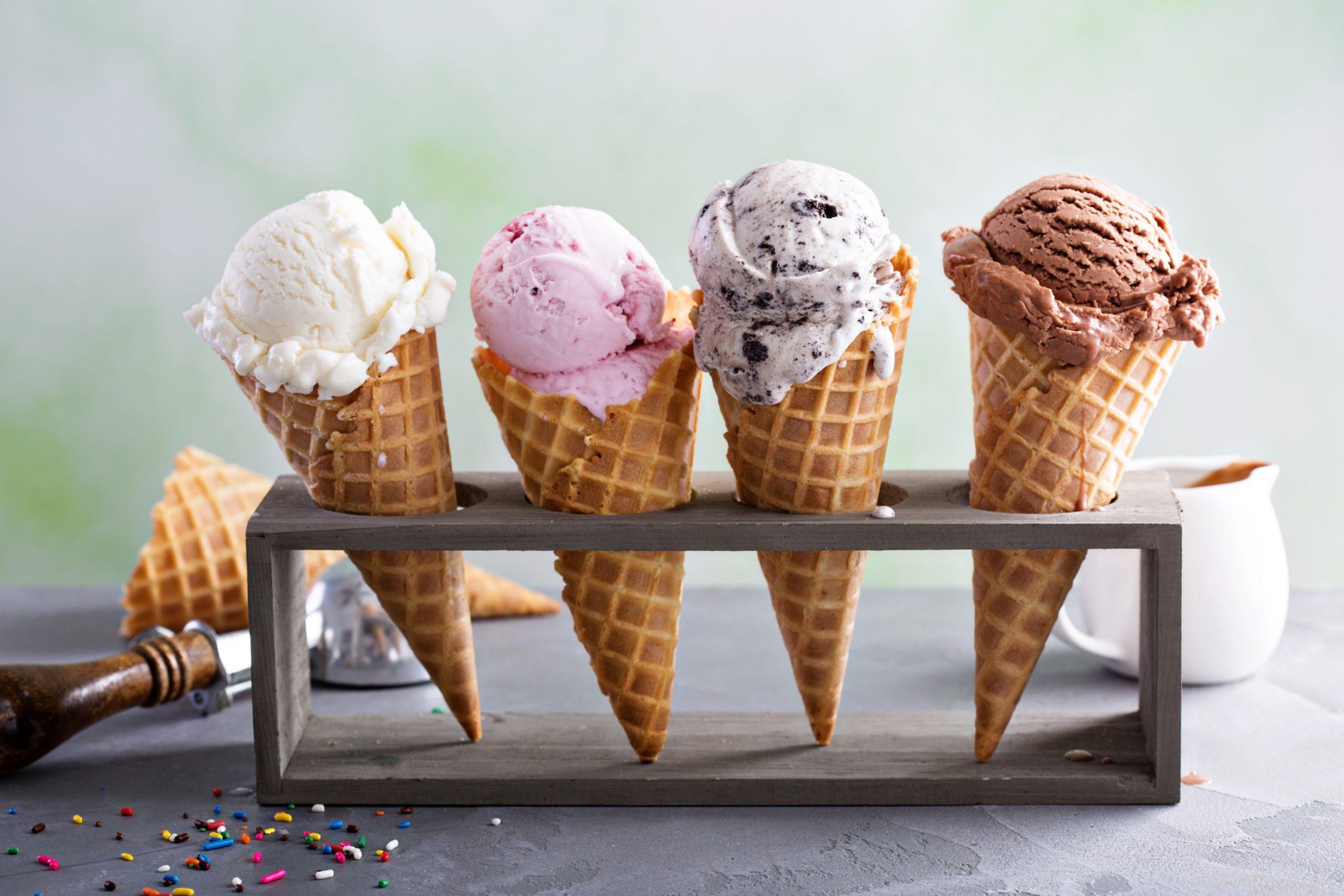Як вибрати «правильне» морозиво?