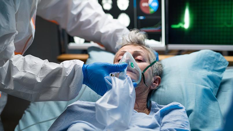 Пів тисячі хворих лікуються від коронавірусу на Черкащині
