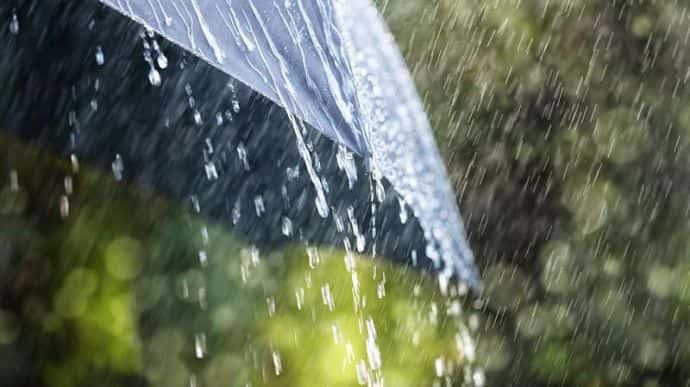 Дощ із грозою прогнозують у вівторок на Черкащині