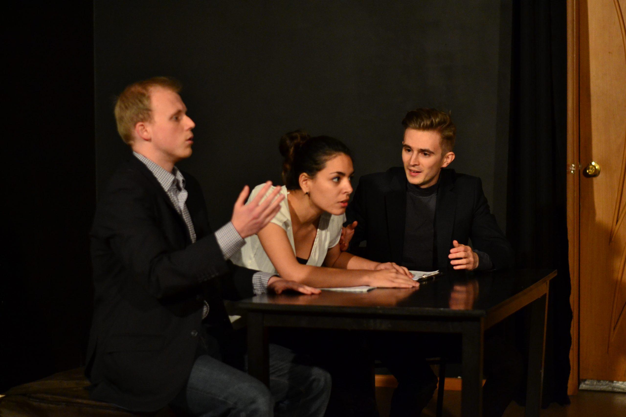 «Акторові потрібно постійно практикуватися і вдосконалюватися», – актор театру і кіно Володимир Зубков