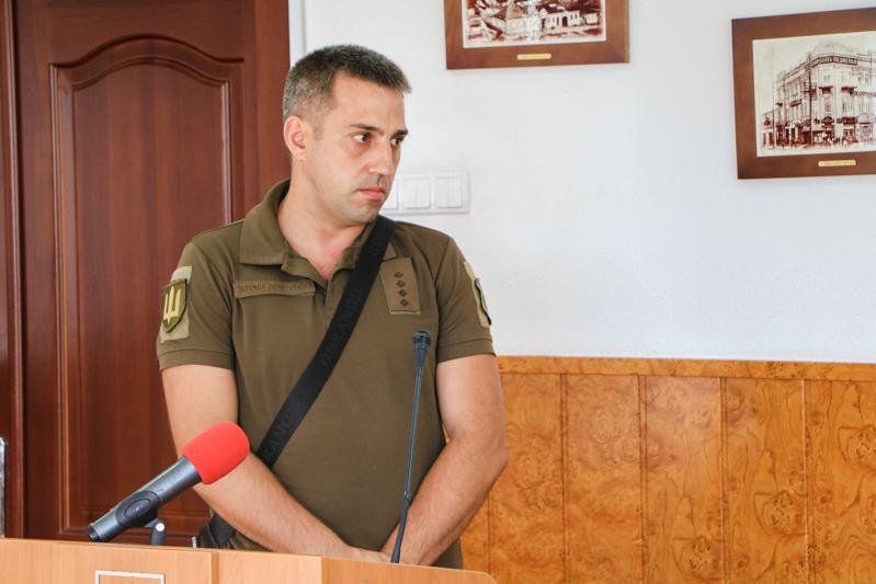 У Черкасах стартує підготовка до осіннього призову на строкову військову службу