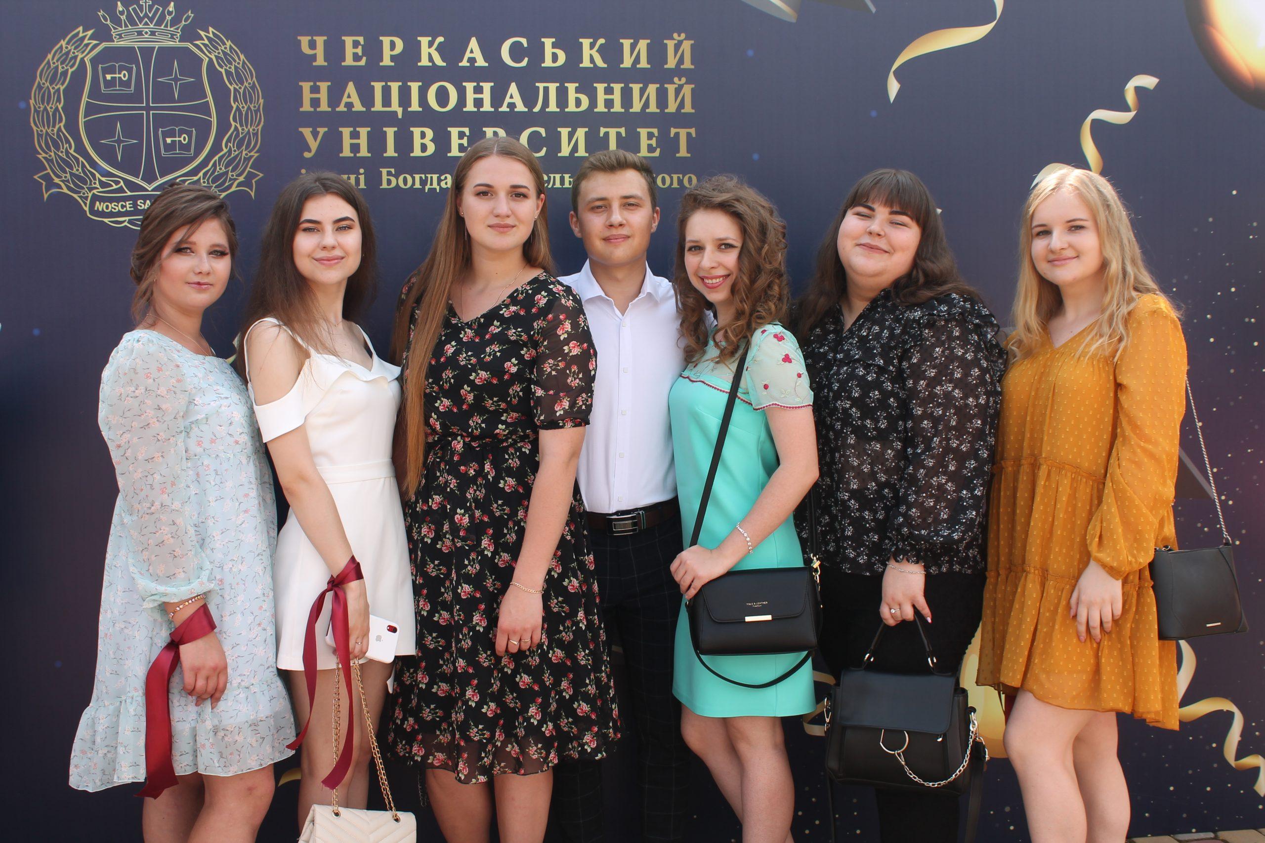 У Черкаському національному – понад тисяча випускників