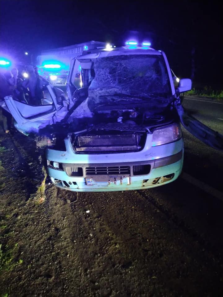 Шість людей травмувалися в ДТП під Черкасами
