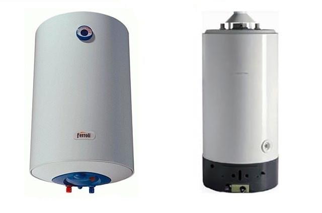 Водонагрівач газовий або електричний − який вибрати