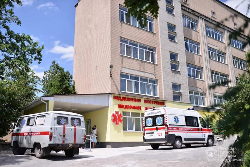 В області реконструювали вісім приймалень опорних медзакладів