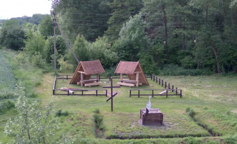 В області облаштували рекреаційний пункт біля Юрківської криниці