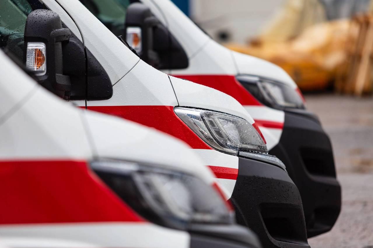 """Черкаській """"екстренці"""" спрямували понад 30 нових автівок"""