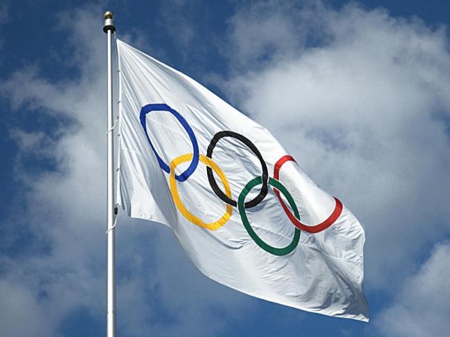 У Черкасах замайорить Олімпійський прапор